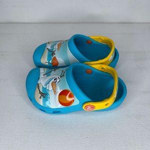 Crocs Frozen Olaf